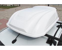 Автобокс LITE YUAGO ( 250 л.) Багажник-Бокс серый,белый,черный
