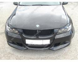 ЮБКА ПЕРЕДНЕГО БАМПЕРА BMW 3 E90