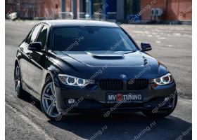 КАПОТ BMW 3 E90