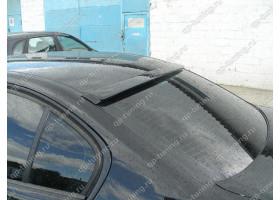 BMW 3 E90 Козырек