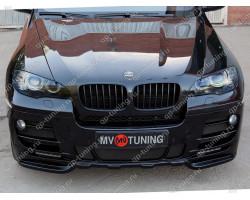 Передний бампер на BMW X6 E71 Hamann Style