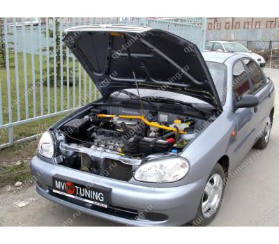 Упор капота Chevrolet Lanos (2005)