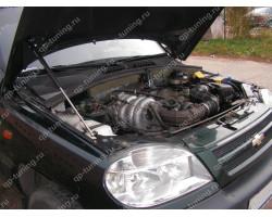 Упор капота Chevrolet Niva (2002)