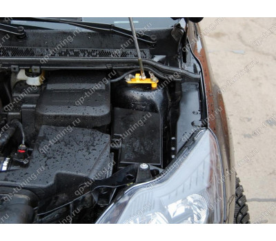 Кронштейн упора капота (нижний) Ford Focus 2 (2004-2011)