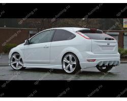 Пороги Lord  (рестайлинг) Ford Focus 2 2008