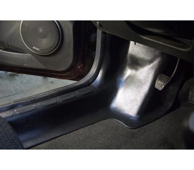 Накладки на ковролин передние Лада Гранта | LADA Granta с 2011 г .в. Granta FL  АртФорм (2 шт.)