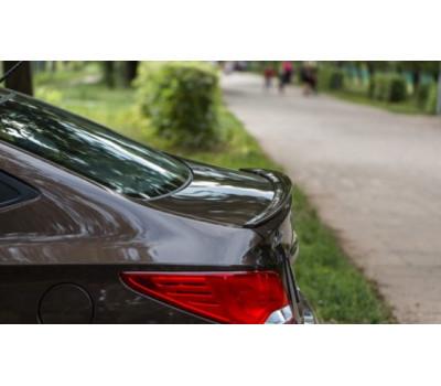 Спойлер узкий Hyundai Solaris