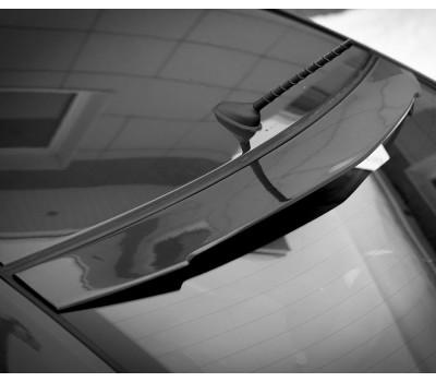 Спойлер-лип Киа Рио | Kia Rio на заднее стекло Козырек (в цвет авто) KIA RIO (седан) c 2011 г.в.