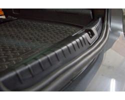 Накладка в проём багажника Ниссан Террано | Nissan Terrano АртФорм с 2014 г.в.
