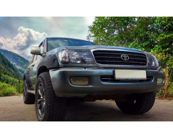 Расширители колесных арок Toyota Land Cruiser 100