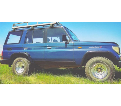 Расширители колесных арок Toyota Land Cruiser 70