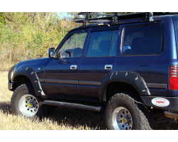 Расширители колесных арок Toyota Land Cruiser 80