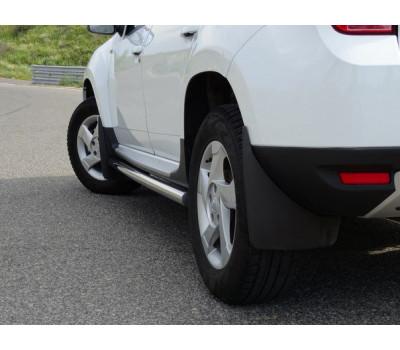 Брызговики ДАСТЕР-ГАРД задние увеличенные Renault Duster new c 2015 г.в.