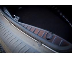 Накладка в проём багажник Рено Логан   Renault Logan АртФорм с 2014 г.в.