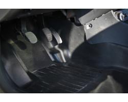 Накладки ковролина Рено Дастер | Renault Duster (2 шт.) центральные туннель пола АртФорм с 2011г.в.