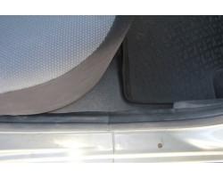 Накладки на ковролин задние Рено Дастер | Renault Duster (2 шт.) АртФорм с 2011 г.в. по новые модели - комплект 2 штуки