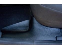 Накладки на ковролин задние Рено Логан   Renault Logan (2 шт.) АртФорм с 2014 г.в.