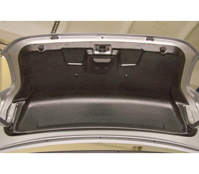 Обивка крышки багажника Рено Логан | Renault Logan II с 2014 г.в. "АтрФорм"