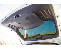 "Облицовка крышки багажника Renault Duster с 2015 г. в. ""АртФорм"""