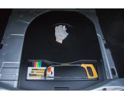 Органайзер верхний в нишу запасного колеса Рено Логан   Renault Logan 2 АртФорм c 2014 г.в.
