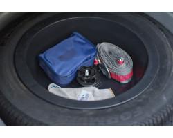 Органайзер в запасное колесо Рено Логан   Renault Logan 2 АртФорм c 2014 г.в.