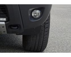 Щитки аэродинамические Renault Duster с 2011 г.в.