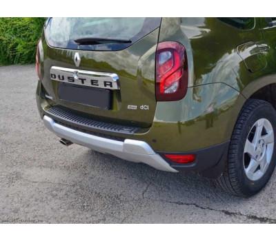 Накладка зад.бампера Renault Duster (с 2010)