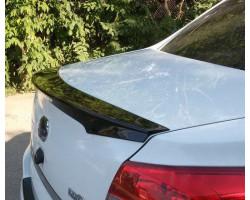 """Спойлер - лип """"АртФорм"""" (в цвет автомобиля) Datsun On-Do c 2014 г.в."""